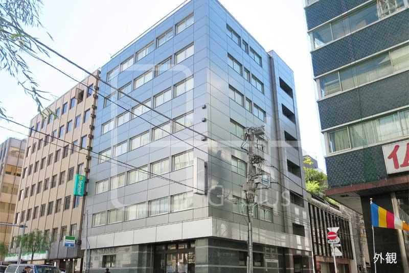 交詢社通り角地の貸事務所 5階のイメージ