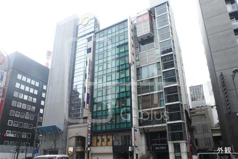 銀座6丁目外堀通りの貸事務所 403号室のイメージ