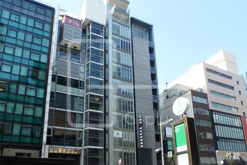 銀座6丁目外堀通りの店舗事務所 12階のイメージ