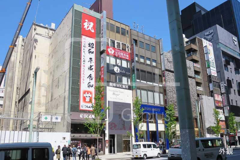 松屋銀座至近貸店舗事務所 6階のイメージ