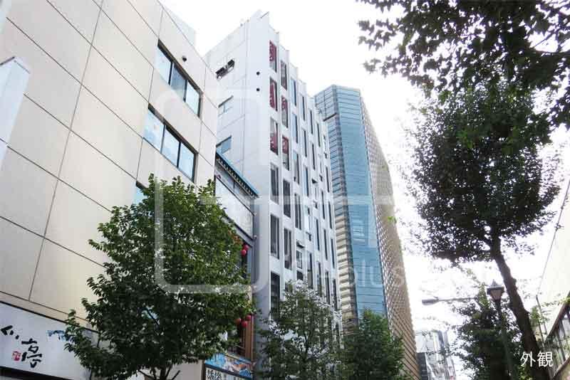 コリドー街のスケルトン貸店舗 7階A室のイメージ