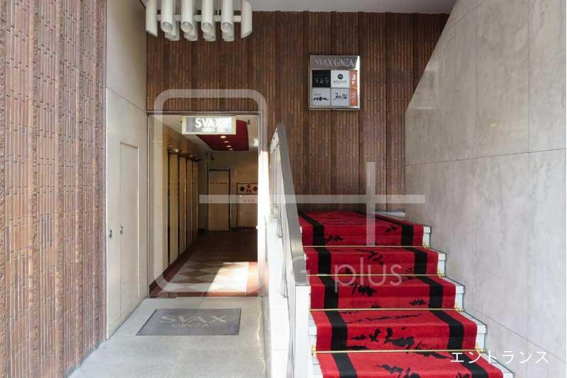 ソニー通り×御門通りスケルトン店舗 6階A室のイメージ