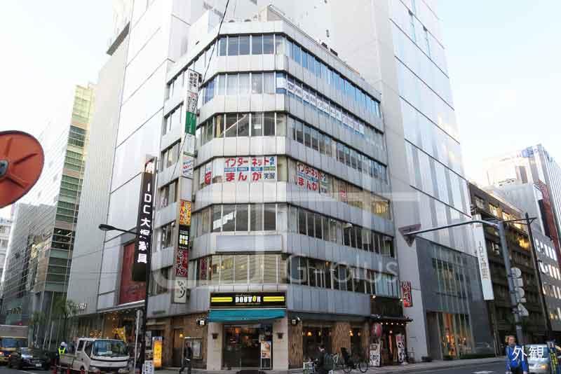 銀座柳通り×三原通り店舗事務所 4階のイメージ