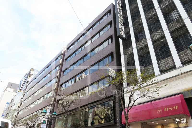 銀座6丁目並木通りの大型オフィス 701号室のイメージ