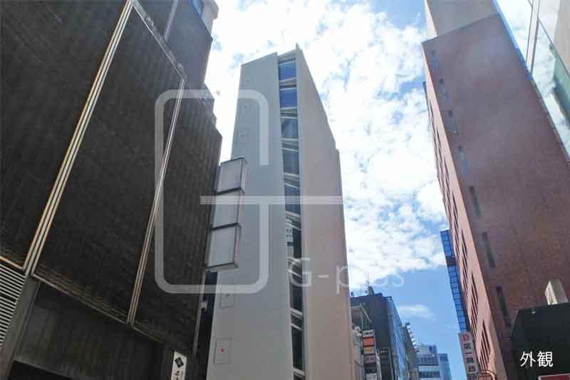 銀座8丁目新築1階路面店舗のイメージ