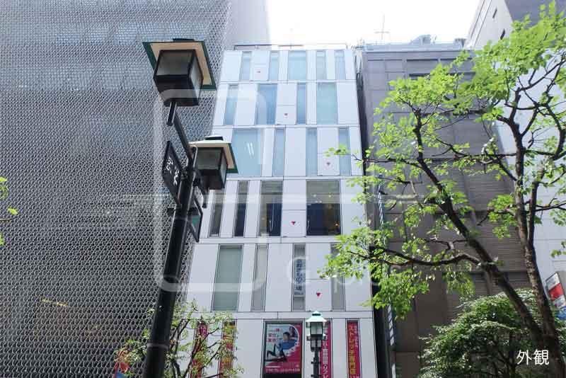 並木通り×ソニー通りの店舗事務所 3階B室のイメージ