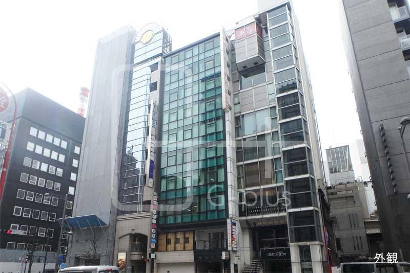 銀座6丁目外堀通りの貸事務所 904号室のイメージ