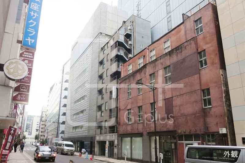三原通りの希少な1階貸店舗のイメージ