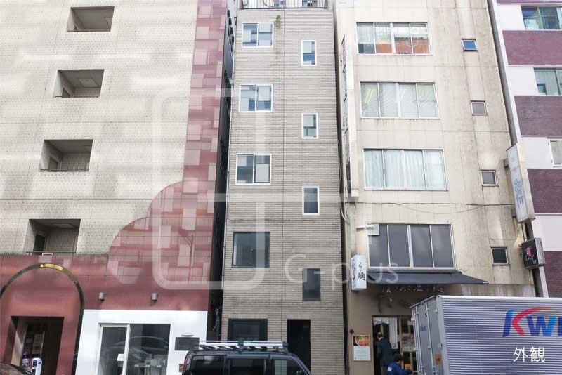 銀座5丁目1階タピオカ店居抜きのイメージ