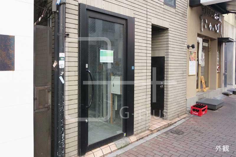 GINZA SIX至近1階貸店舗のイメージ