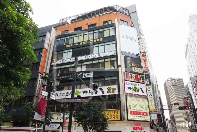 みゆき通り×三原通り角地貸店舗 4階のイメージ