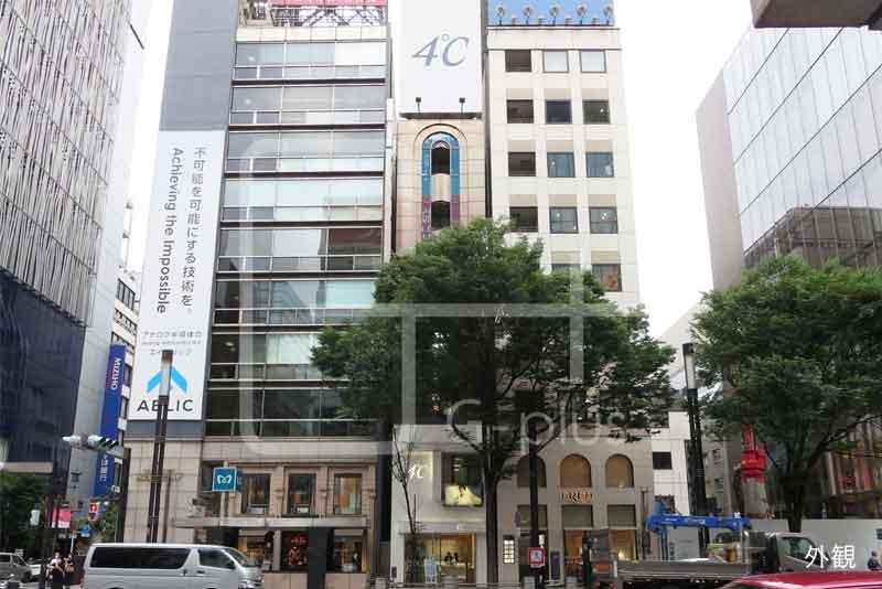 銀座4丁目晴海通りの貸事務所 5階のイメージ