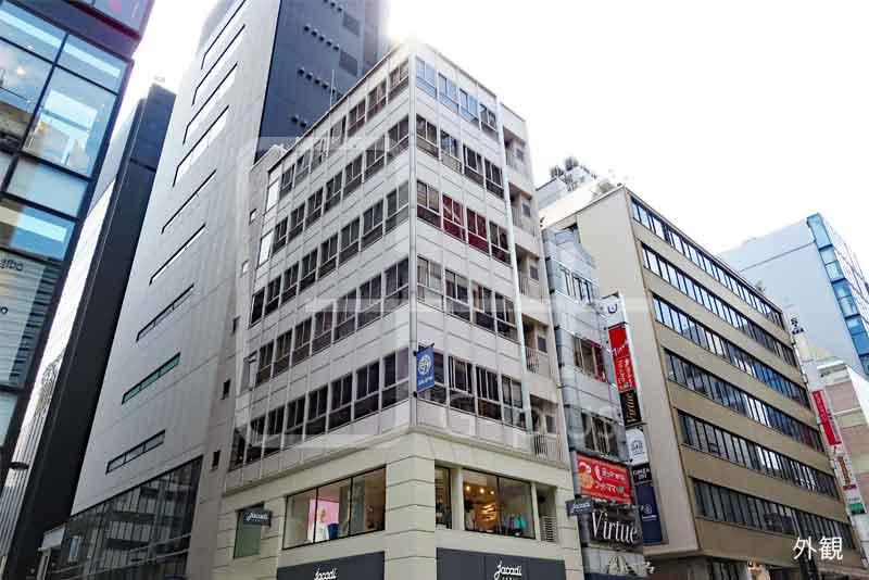 柳通り×レンガ通りの角地ビル 地下1階のイメージ