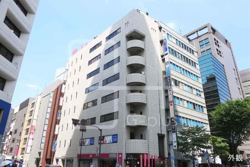 松屋通り×三原通り角地のビル 3階のイメージ