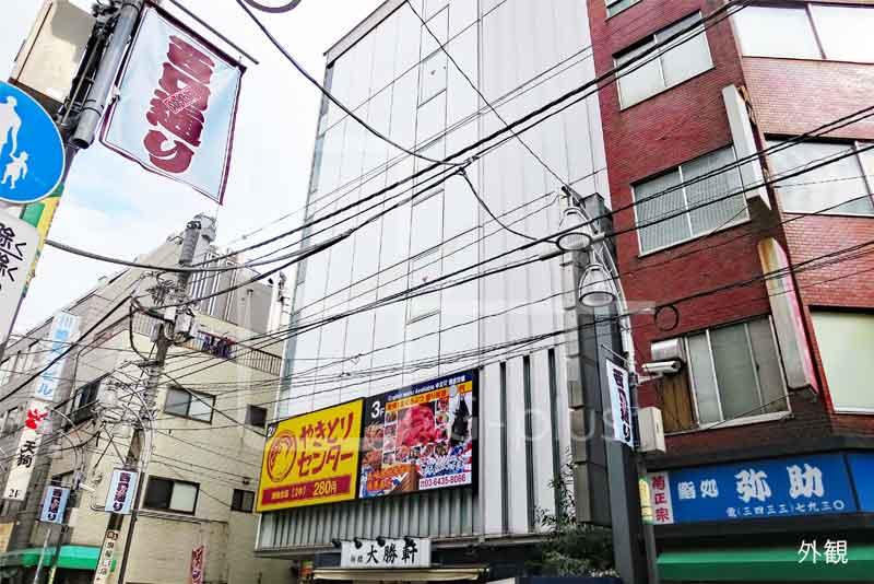 新橋3丁目居酒屋居抜き店舗 2階のイメージ