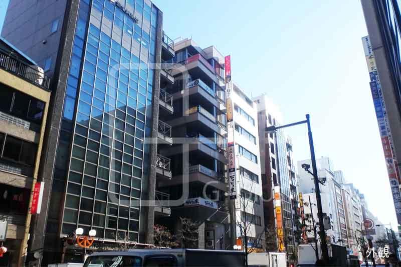 新橋赤レンガ通りの居酒屋居抜き 4階のイメージ