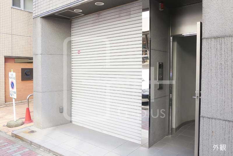 銀座1丁目駅近の店舗事務所 地下1階+1階のイメージ