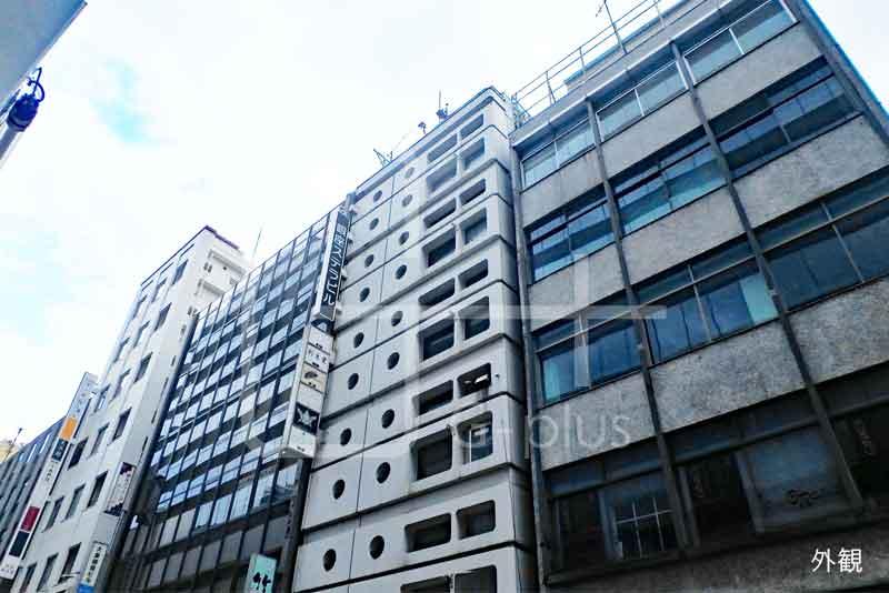 銀座三原通りのコンパクト店舗 6階のイメージ