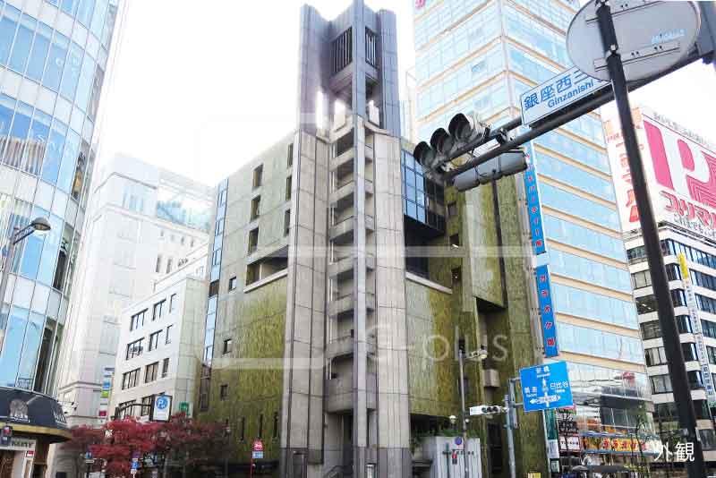 外堀通り×松屋通り角地のビル 8階B室のイメージ