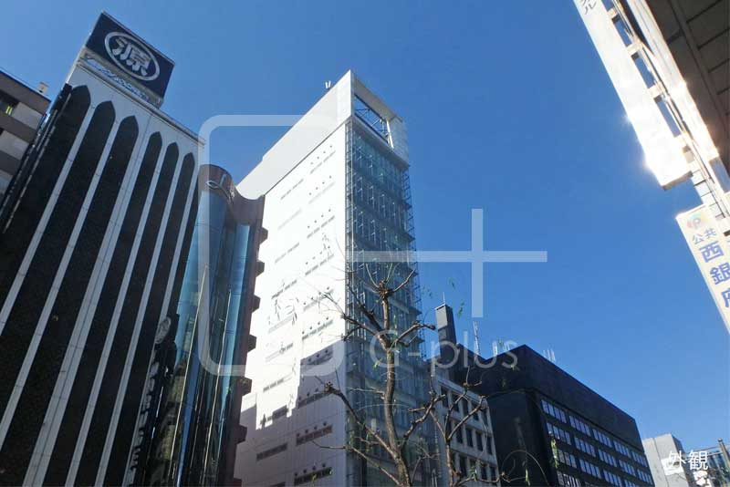 銀座7丁目外堀通りの美観店舗 10階のイメージ