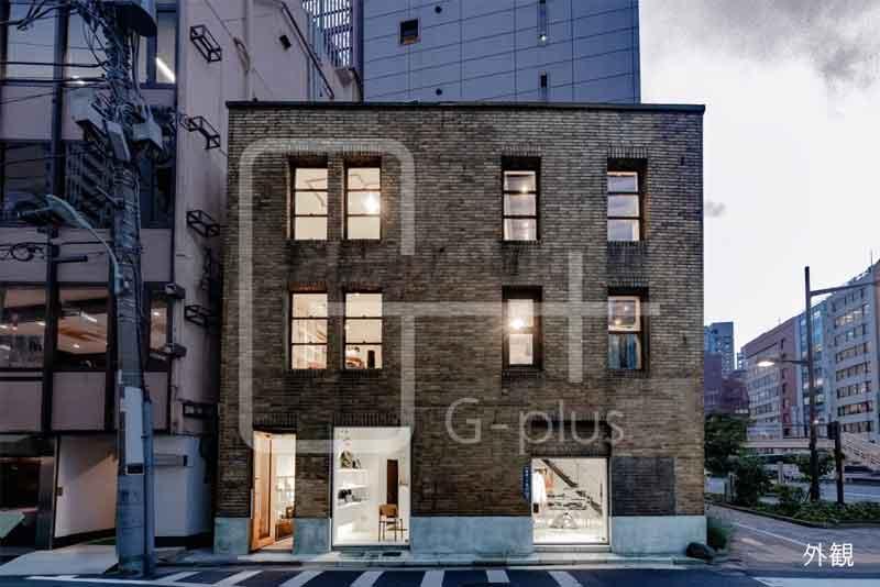 銀座1丁目昭和通りの近代建築 1階~2階のイメージ