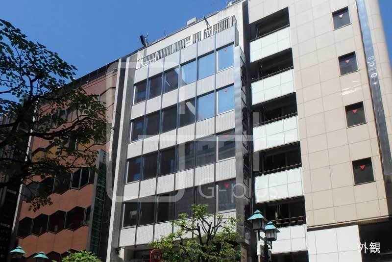 銀座8丁目並木通りのリース店舗 6階A号室のイメージ
