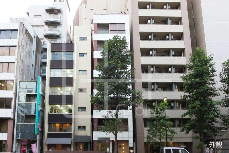 銀座8丁目中央市場通り貸事務所 2階のイメージ