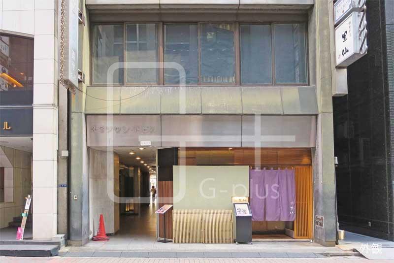 銀座8丁目クラブ・バー向き店舗 4階のイメージ