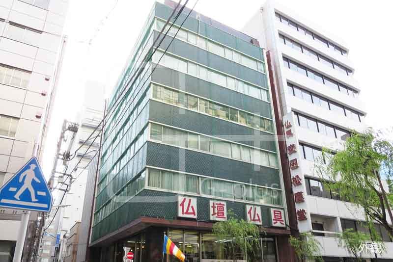 交詢社通り・角地の貸事務所 403号室のイメージ