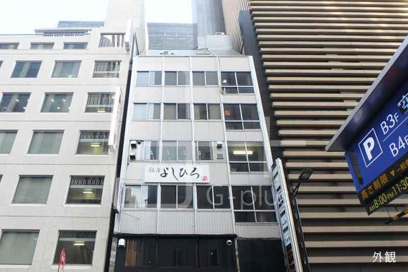 銀座4丁目三越裏の貸店舗 3階のイメージ