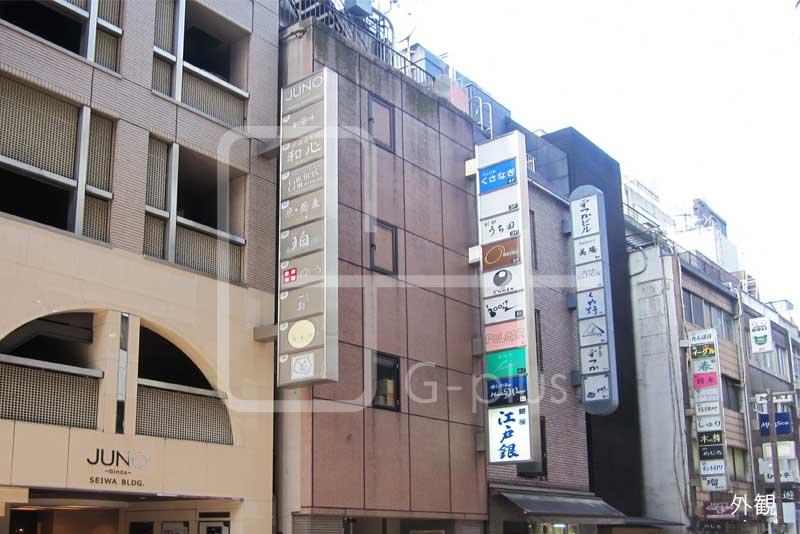 銀座8丁目金春通り貸店舗事務所 302号室のイメージ