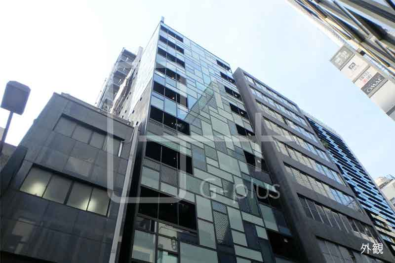 銀座7丁目ソニー通りの新築店舗 2階のイメージ