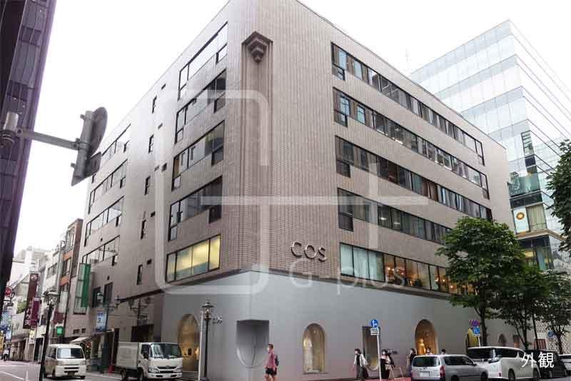 マロニエ通り×ガス灯通り店舗事務所 2階のイメージ