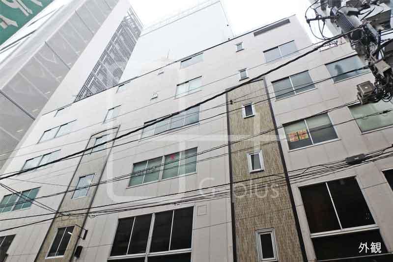 新橋3丁目の居酒屋居抜き店舗 2階のイメージ