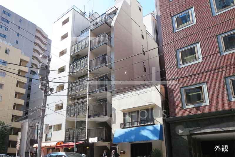 木挽町仲通りの貸店舗事務所 2階のイメージ