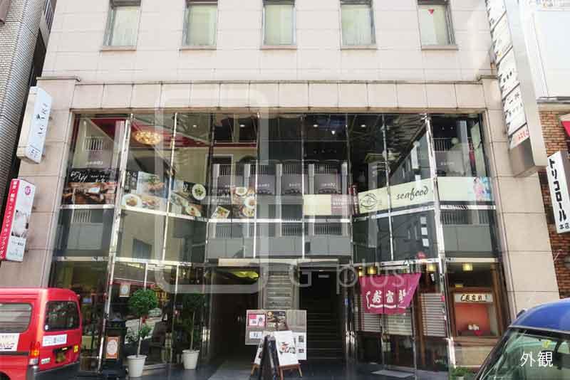 銀座5丁目あづま通り1階路面店のイメージ