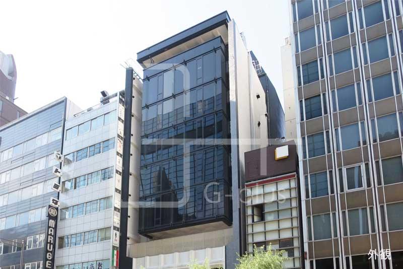 外堀通り×コリドー通りの貸店舗 9階B室のイメージ