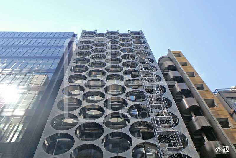 銀座のオシャレな貸店舗事務所 地下1階のイメージ