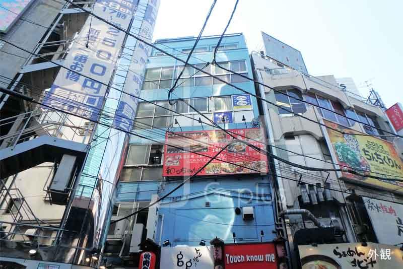 新橋3丁目コンパクト店舗事務所 6階のイメージ