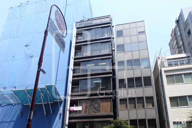 西新橋の烏森通り貸事務所 6階のイメージ