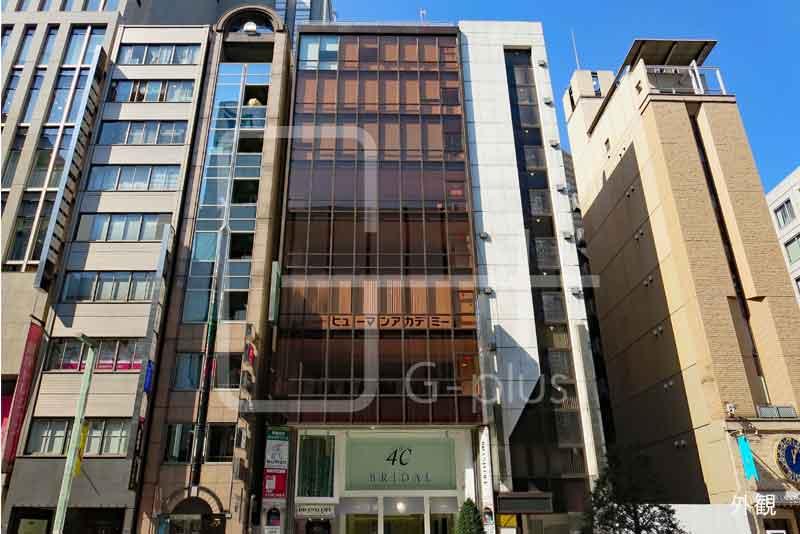 銀座ガス灯通り×中央通り貸事務所 6階のイメージ