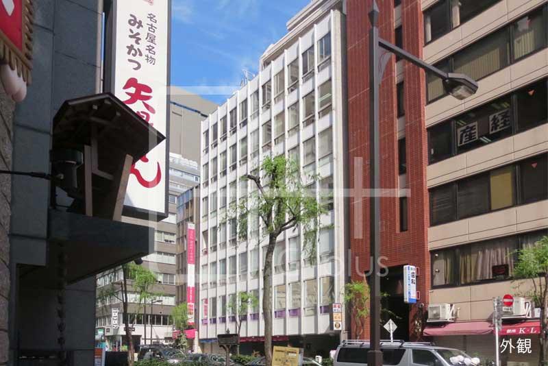 銀座1丁目柳通りの貸事務所 4階B室のイメージ