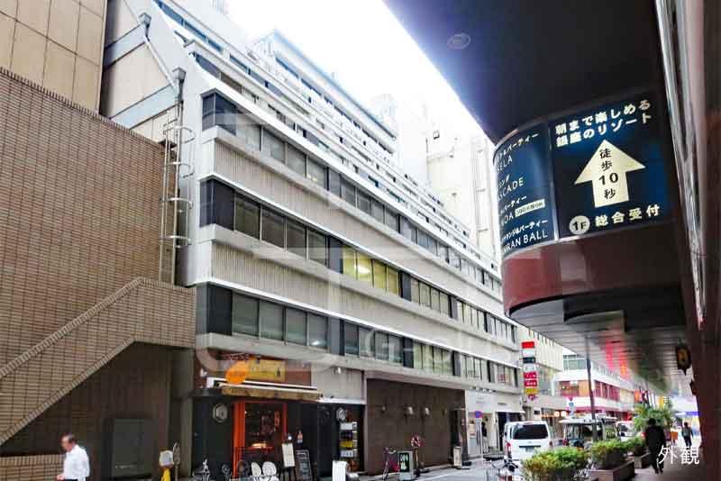 銀座6丁目みゆき通り近くの貸事務所 502号室のイメージ