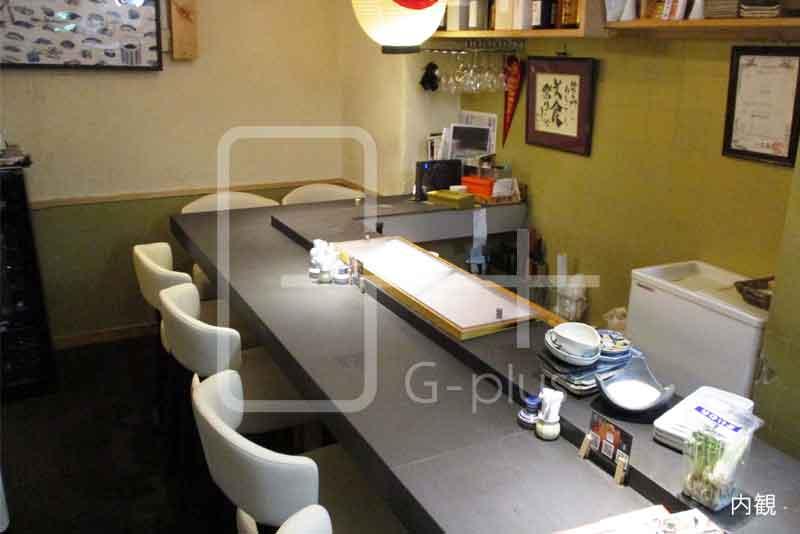 西五番街の寿司店居抜き店舗 3階のイメージ