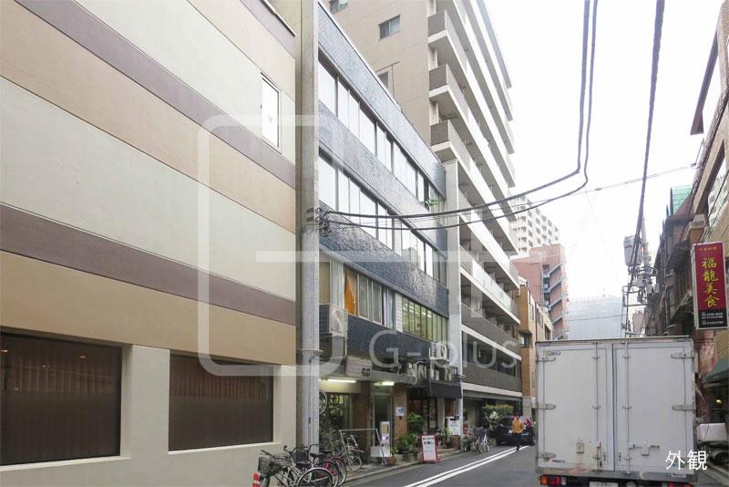銀座1丁目レトロな貸店舗事務所 303号室のイメージ