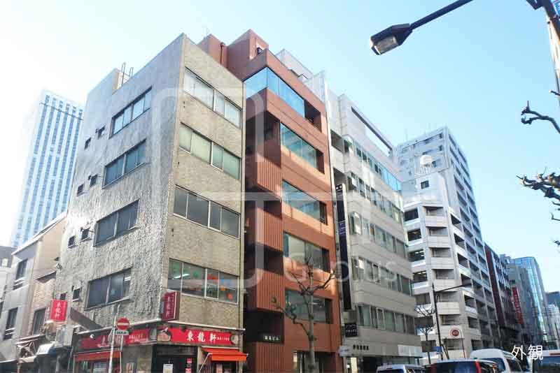 銀座3丁目の18坪貸事務所 3階のイメージ