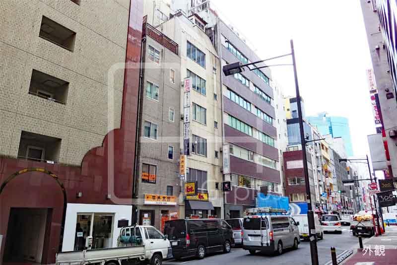銀座5丁目コンパクト居抜き店舗 3階のイメージ