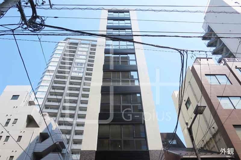木挽町仲通りの築浅マンション 7階のイメージ