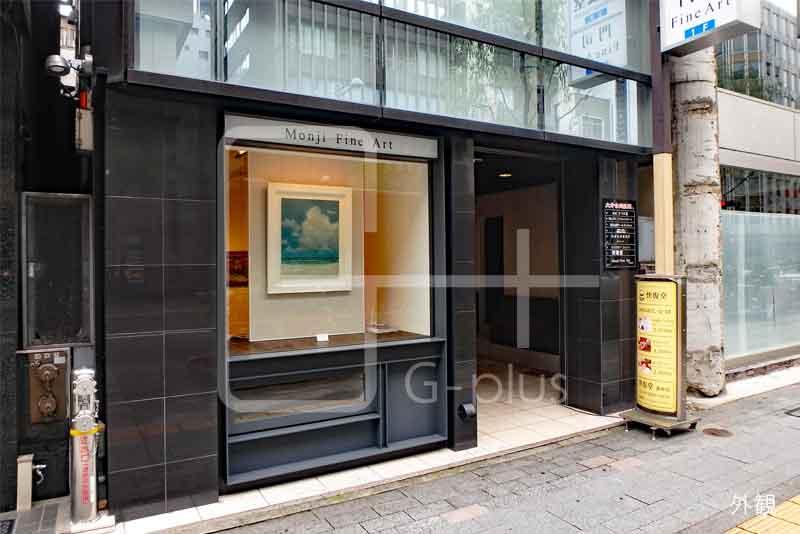 外堀通りガラスウォールの店舗事務所 6階のイメージ