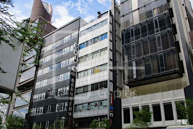 銀座8丁目40.59坪貸事務所 4階のイメージ